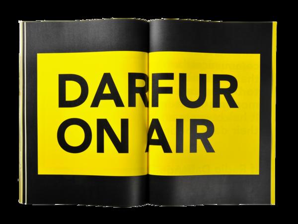 The only independent news in Darfur: Radio Dabanga.